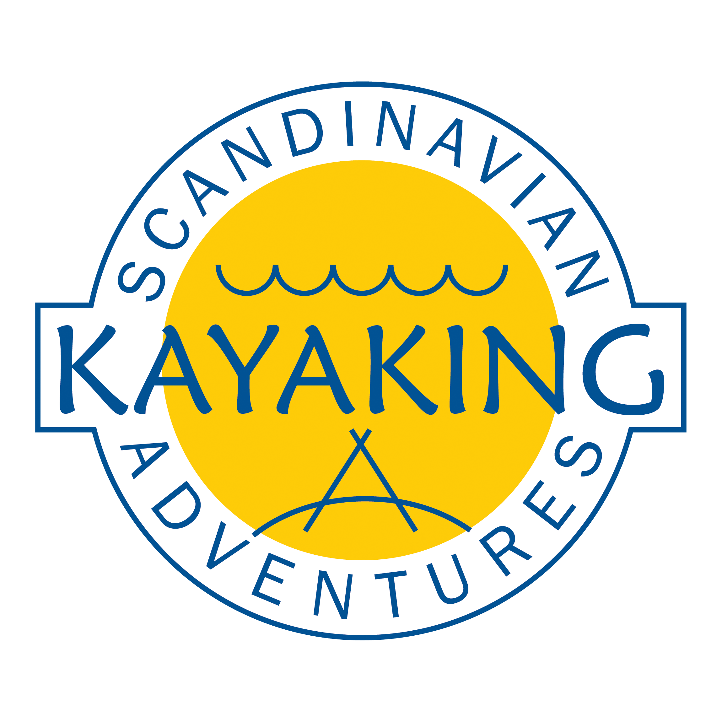 sea kayaking in sweden